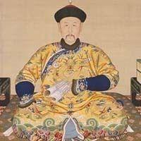 雍正皇帝二
