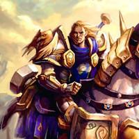 魔兽历史评书之洛丹伦王子