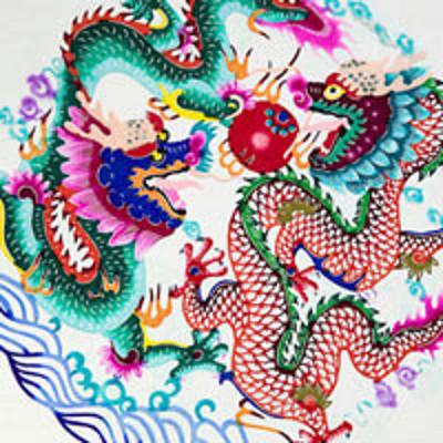 中国民间图形艺术