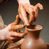 陶瓷艺术一讲一做