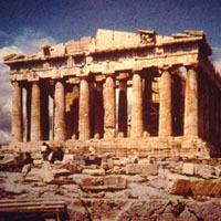 古希腊文明的兴起与凋敝