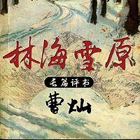 曹灿:林海雪原