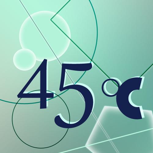 45℃工作室