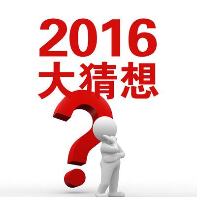 2016大猜想