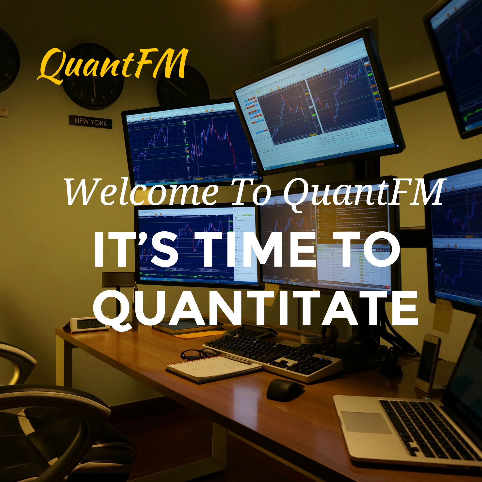 QuantFM