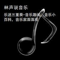 林声说音乐--乐迷三重奏(唱片音乐趣闻,音乐小百科,音乐家面面观)