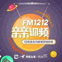 FM1212亲亲调频