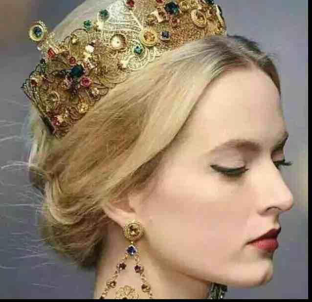 真正的公主