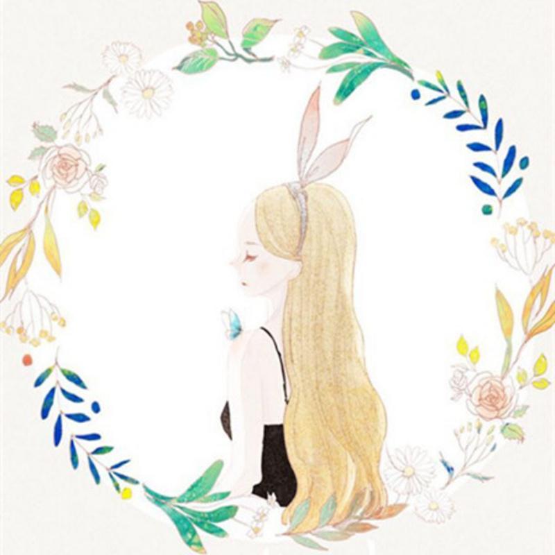 爱笑的小兔