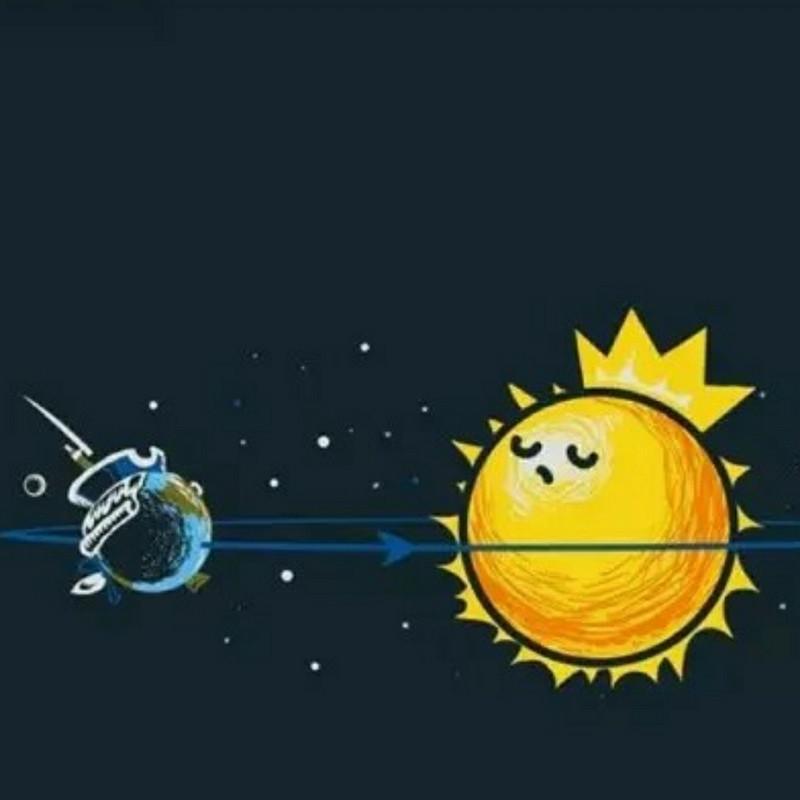 小太阳(守护南下)图片