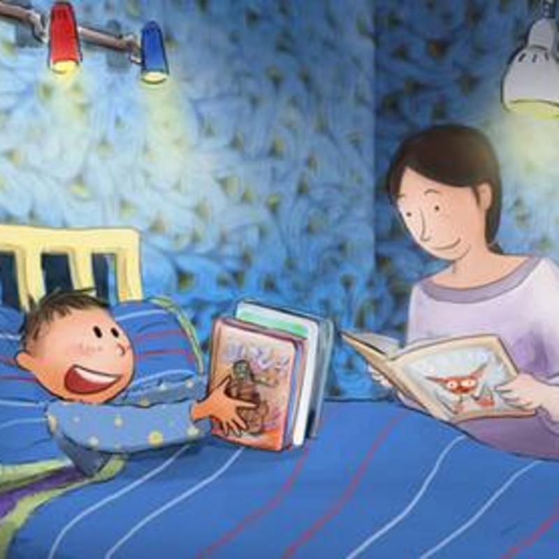 屾林妈妈讲故事