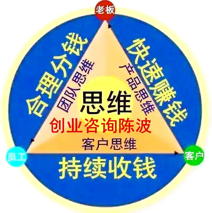 老板商学院陈波