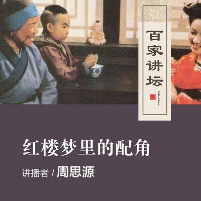 百家讲坛 周思源讲红楼梦里的配角【全集】