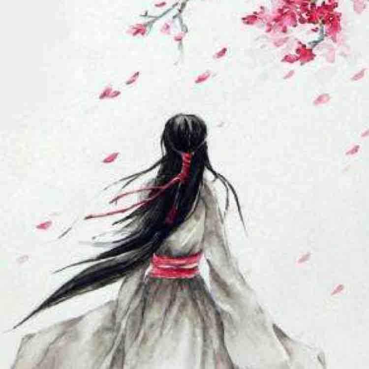 潇湘妃子一缕魂