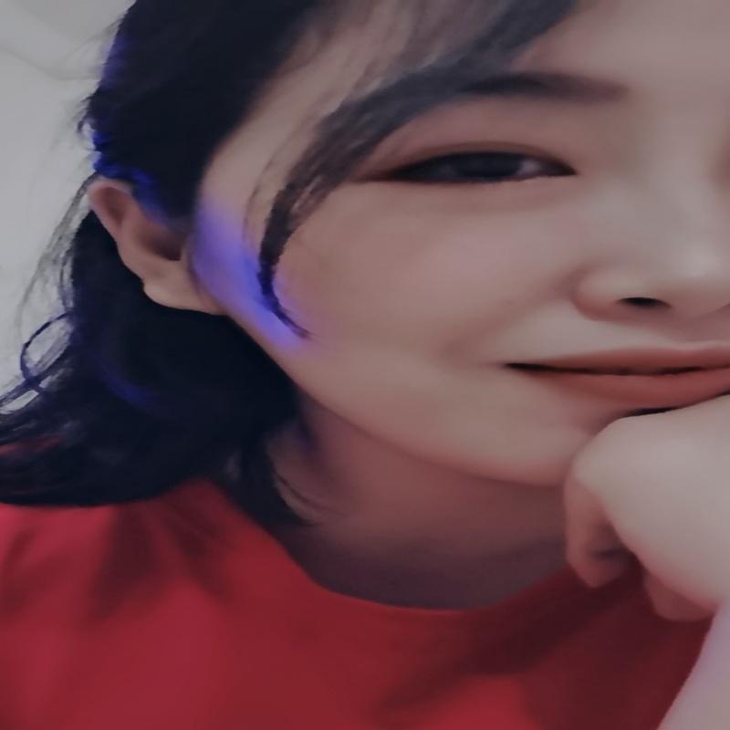 "Shan_微笑""花开。"