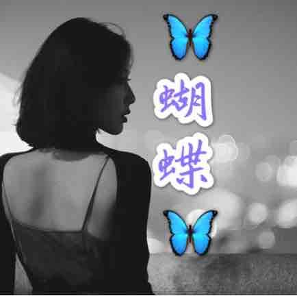 天蝎的蝴蝶❤️罄竹