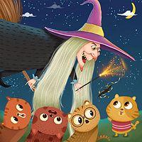 女巫来了1:猫饼干传奇