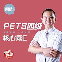 宋德伟:突破PETS四级核心词汇