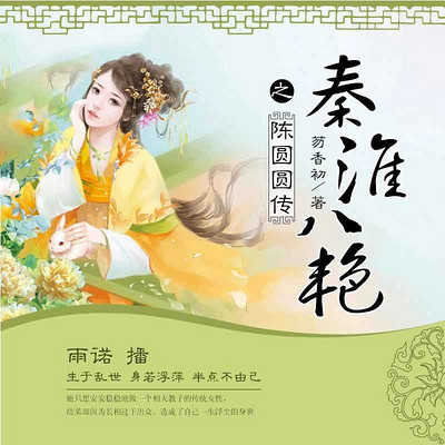 秦淮八艳之陈圆圆传