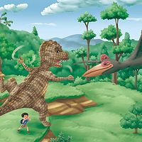 恐龙联盟大作战