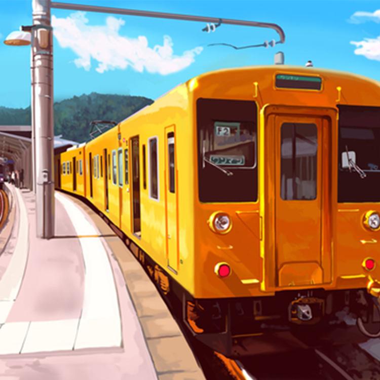 心灵小火车