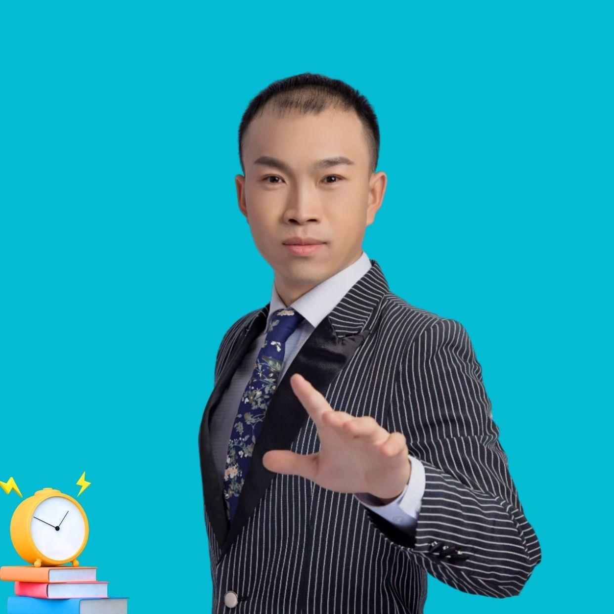 演说家邓小飞