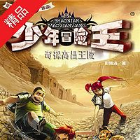 少年冒险王系列:奇探高昌王陵