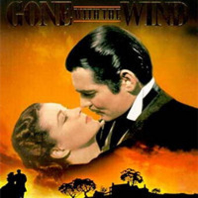 飘 Gone with the wind