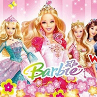 芭比公主梦想故事