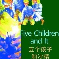 五个孩子和沙精