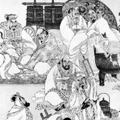 先秦诸子:百家争鸣的时代