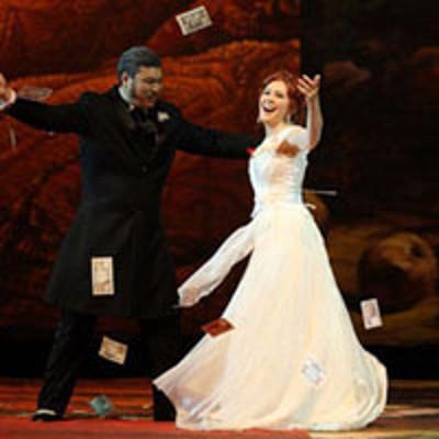 走进歌剧的世界