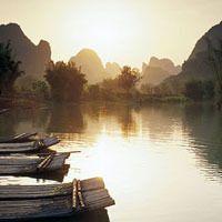 桂林山水中的文化印记