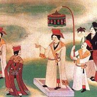 吐蕃文学中的碑文和歌谣