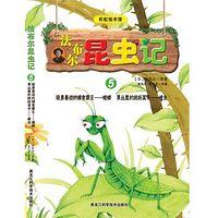 法布尔昆虫记:骁勇善战的捕食霸王--螳螂
