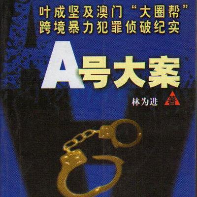 A号大案【澳门大圈帮跨境暴力犯罪纪实】