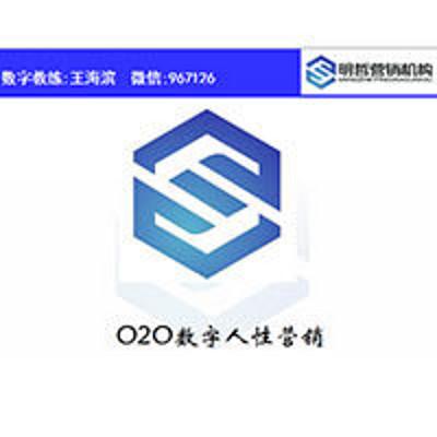 O2O数字人性营销