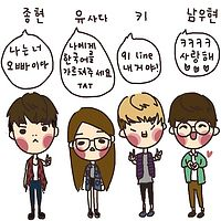 韩语学习!Learn Korean!
