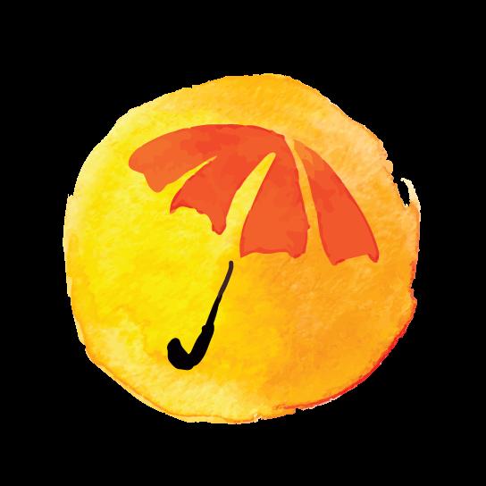 橙雨伞公益