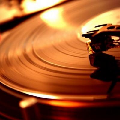 经典老唱片