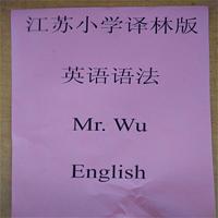 江苏小学译林版英语语法