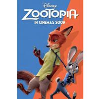 疯狂动物城有声读物 | Zootopia