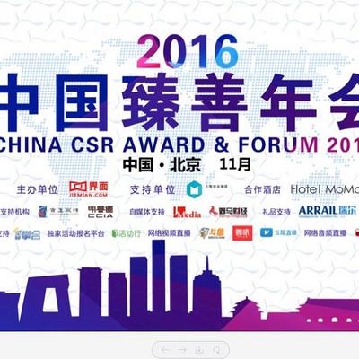 2016中国臻善年会