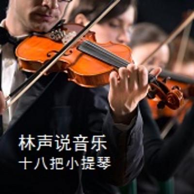 林声说音乐-- 十八把小提琴