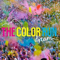 The Color Run 彩色跑