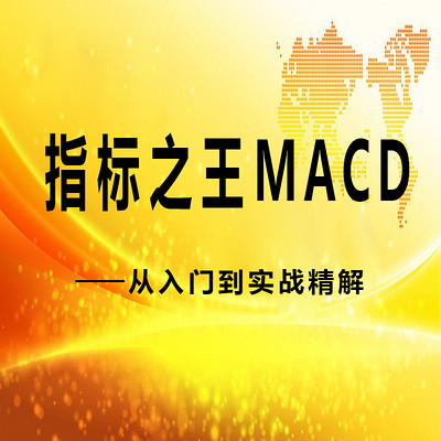 《指标之王MACD—从入门到实战精解》