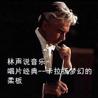 林声说音乐--唱片经典--卡拉扬梦幻的柔板