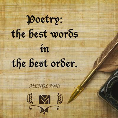 最美英文诗篇·特辑