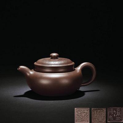 经典紫砂壶的故事之百壶争鸣