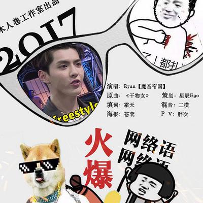 【木人巷填翻】2017火爆网络语